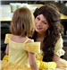 Belle meets her younger self