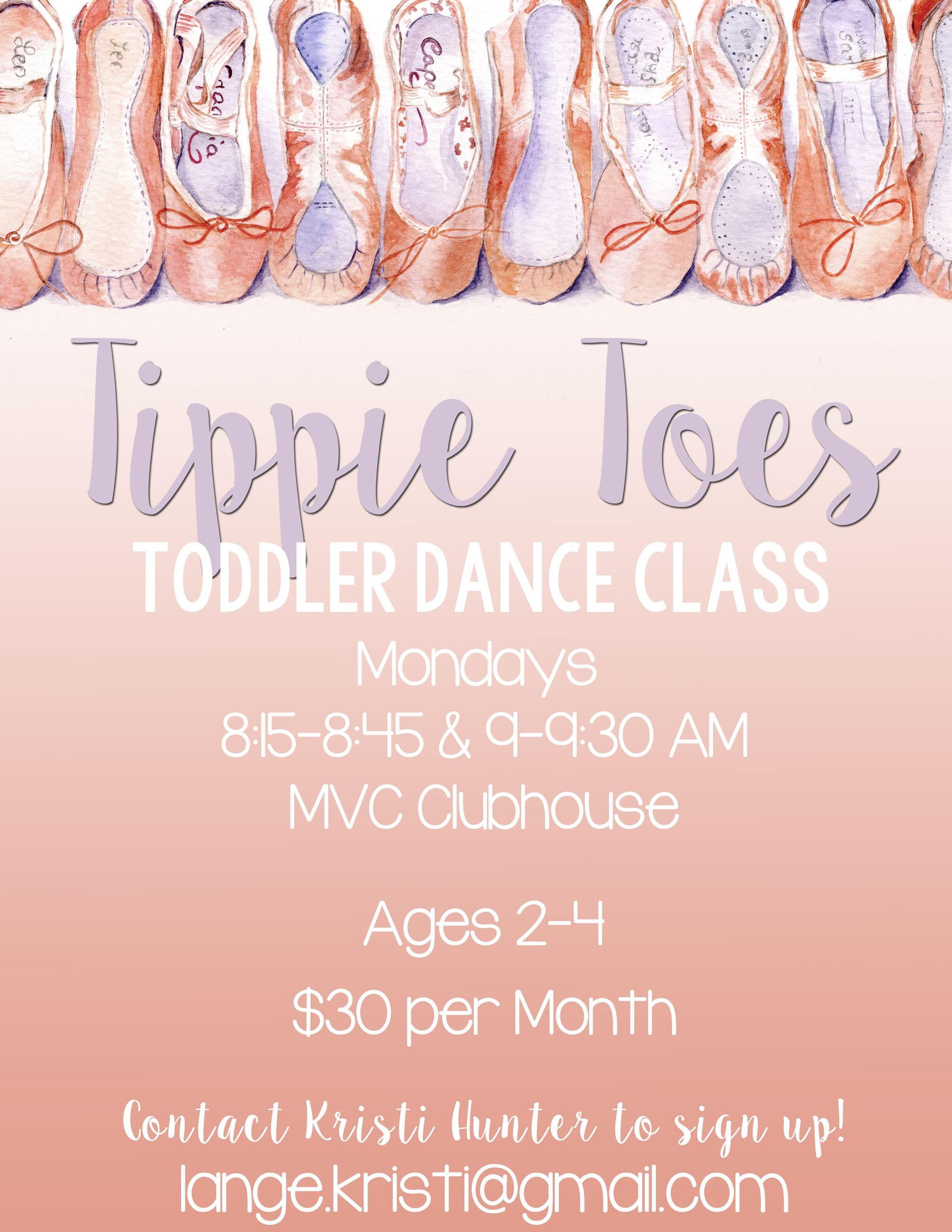 Tippie Toes Updated