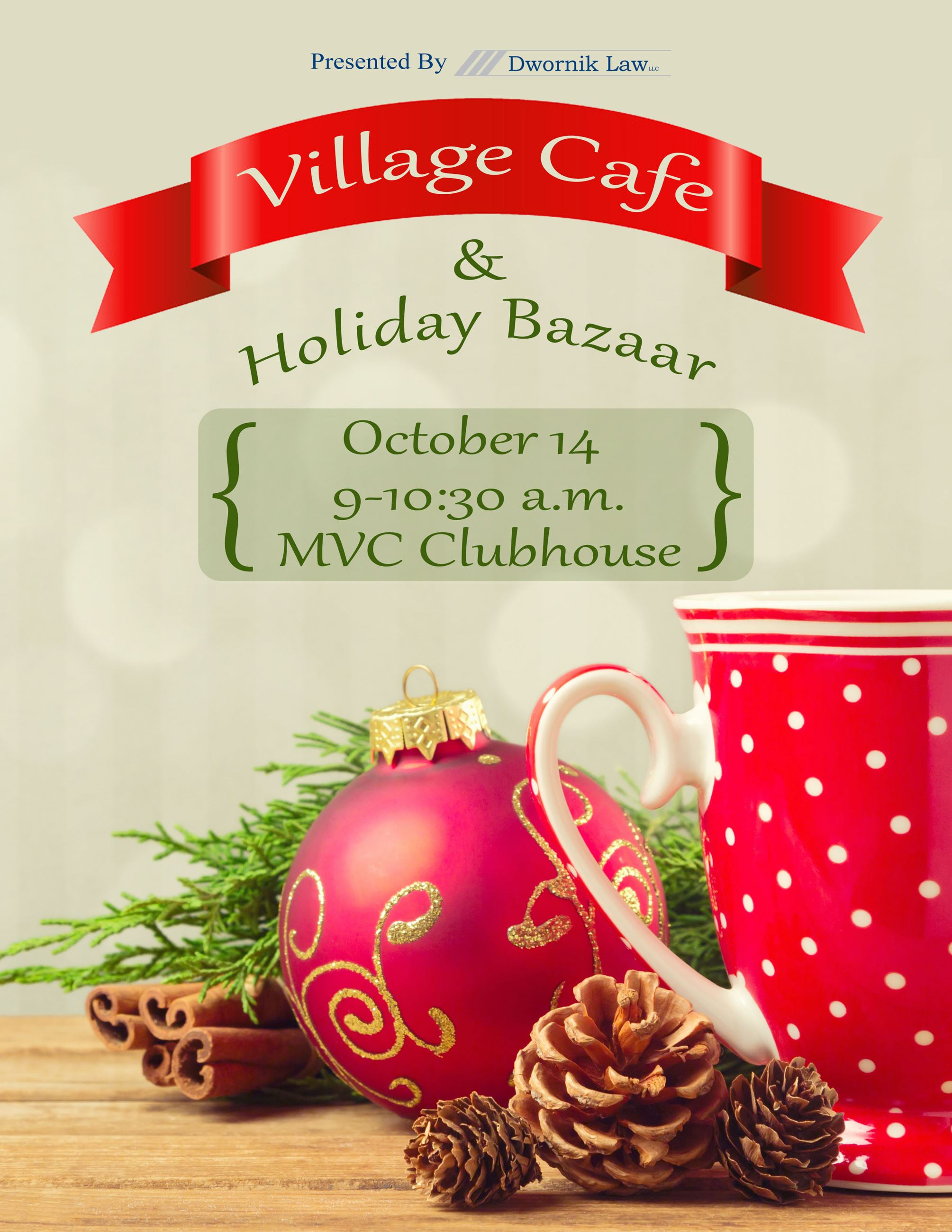 Village Cafe and Holiday Bazaar