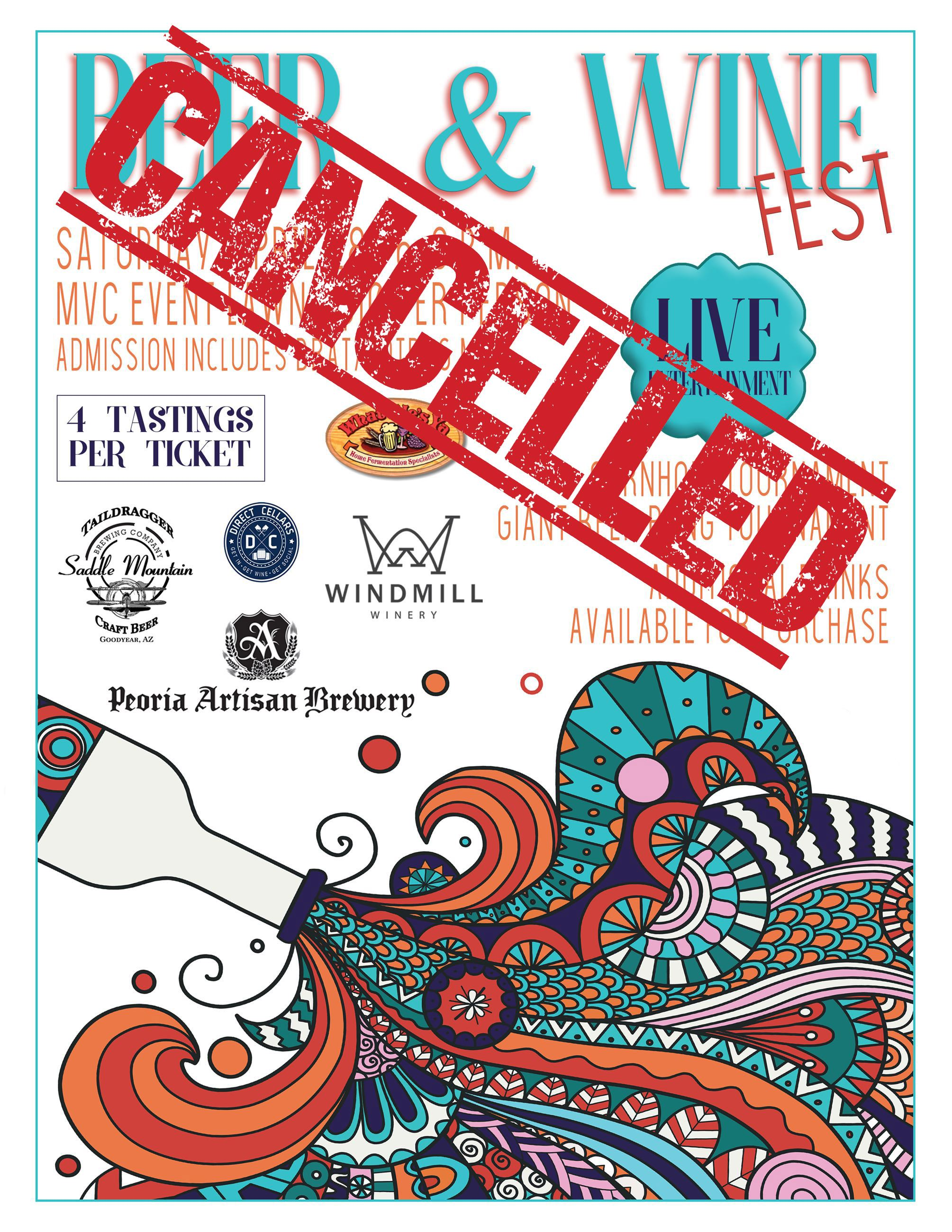 Flyer Cancelled