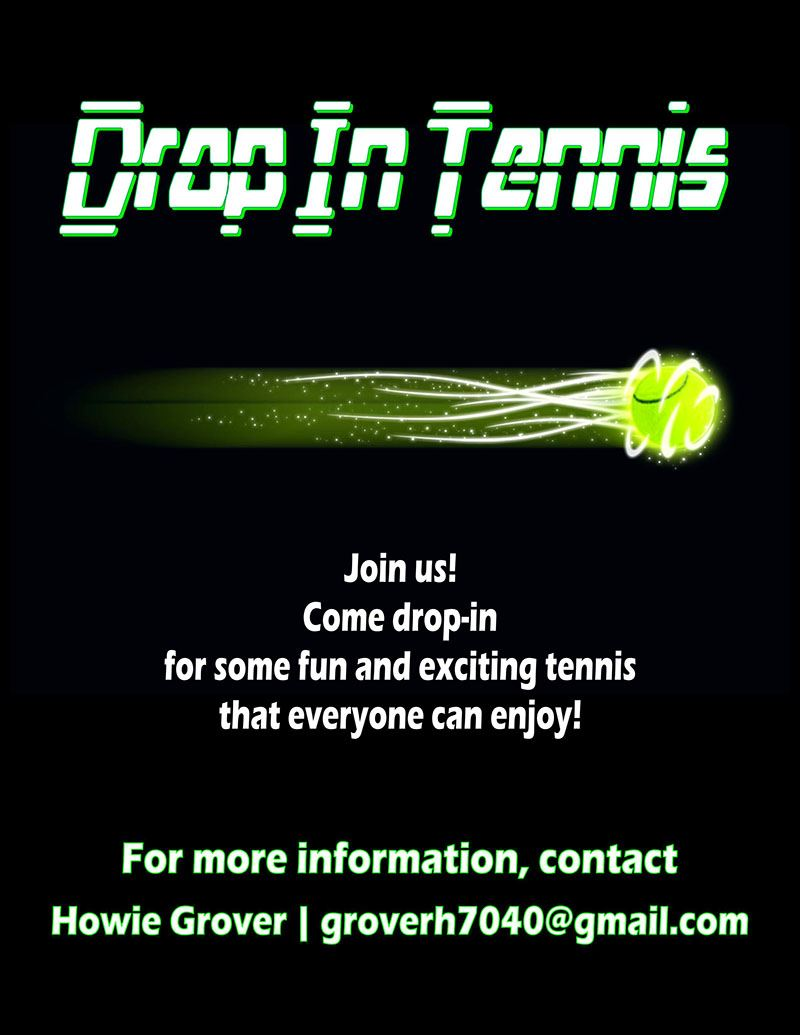 Drop-In Tennis