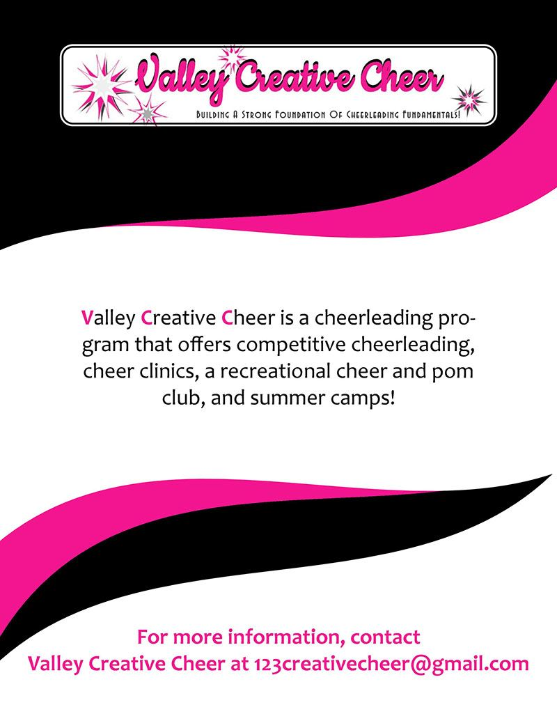 Valley Creative Cheer